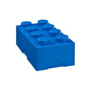 Niebieski pojemnik na śniadanie LEGO®
