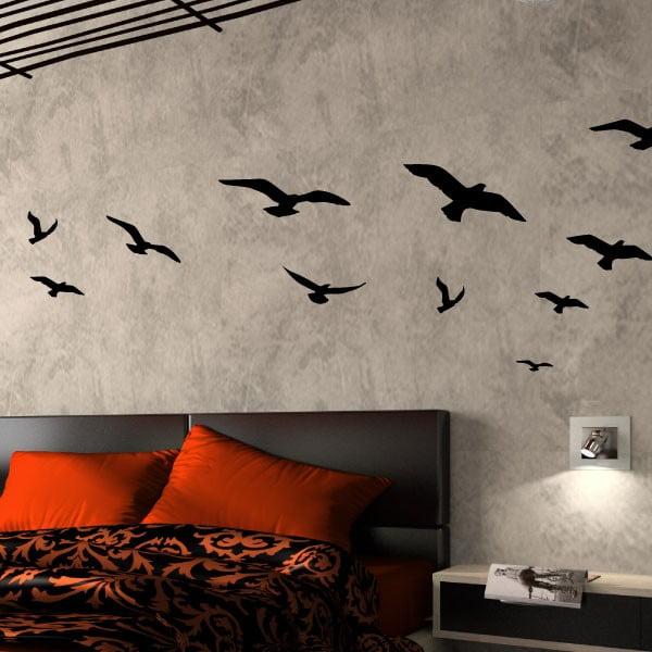 Naklejka Seagulls