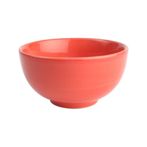 Czerwona miska ceramiczna Colour by Numbers