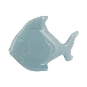 Dekoracja Fish In Light Blue 17x13 cm