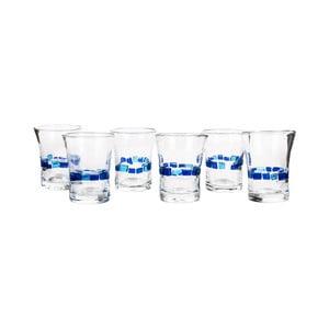 Zestaw 6 szklanek Venice Tasselli