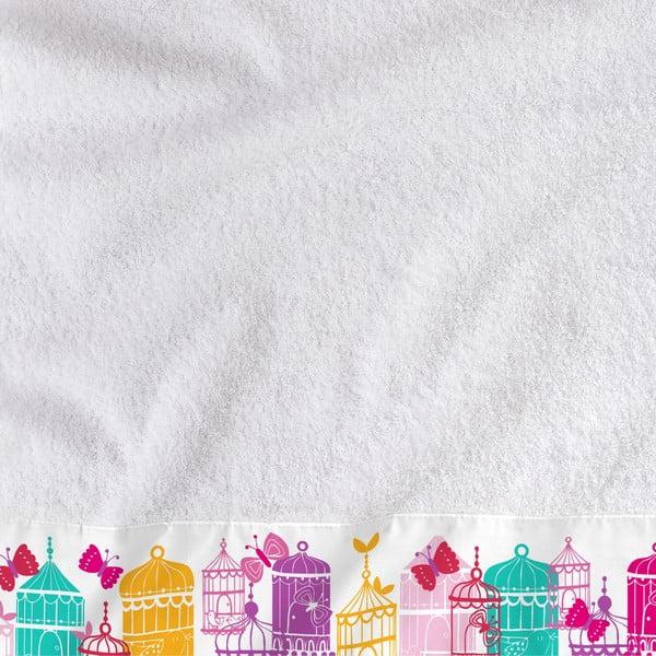 Zestaw 2 ręczników Birdcage, 50x100 i 70x140 cm