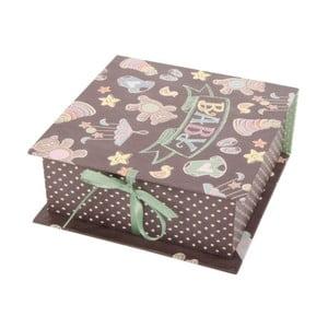 Pamiątkowy album-pudełko Baby Doodle