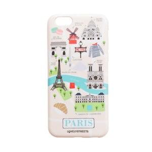 Kolorowe etui na iPhone 6/6S Mr. Wonderful Paris