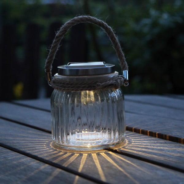 Lampion LED Best Season Glass