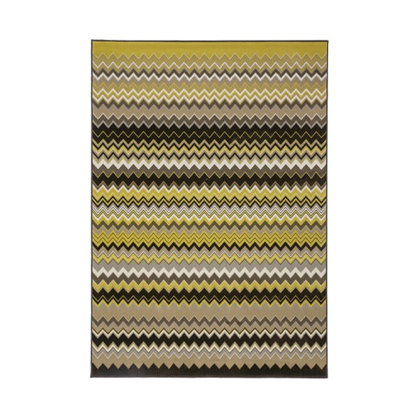 Dywan Kayoom Stella 700 Yellow, 120x170 cm
