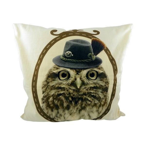 Poduszka Alm Owl 50x50 cm