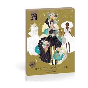 Papierowe laleczki Mon Petit Art Haute Couture De mode