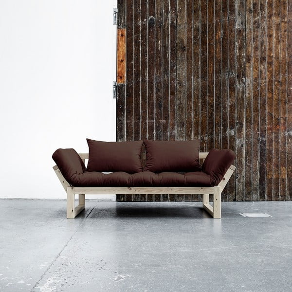 Sofa Karup Edge Natural/Brown