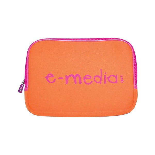 "Torba na notebook 10"" E-Media Orange"