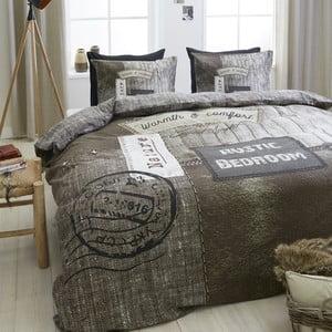 Pościel Bedroom Antracith, 140x200 cm