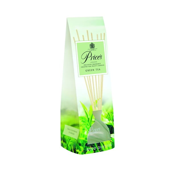 Dyfuzor Reed Prices Green Tea, 100 ml