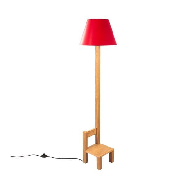 Lampa stojąca Toraki Red