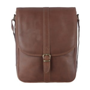 Skórzana torba Barnby Brown