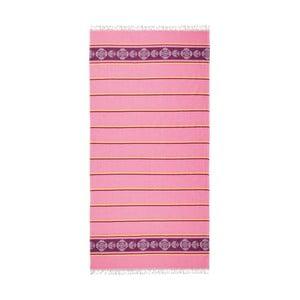 Ręcznik hammam Loincloth Pink Stripe, 80x170 cm