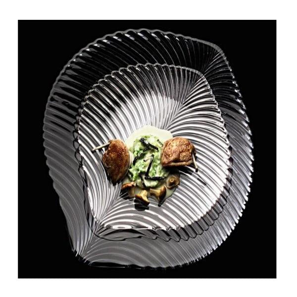 Miska ze szkła kryształowego Nachtmann Mambo, ⌀ 30 cm