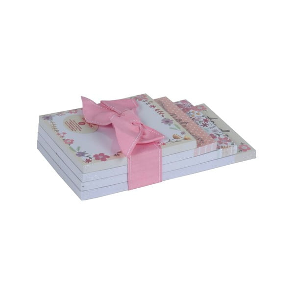 Zestaw bloczków Pink Bow