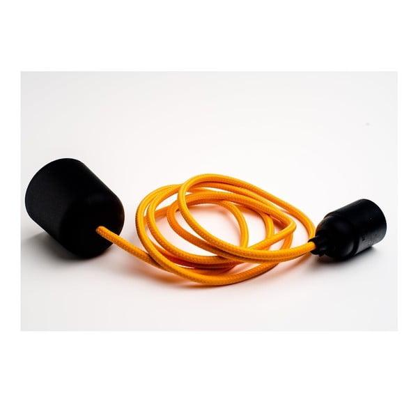 Kolorowy kabel Loft, grapefruit