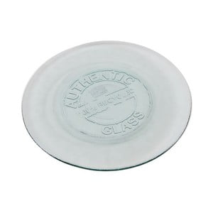 Szklany talerz Authentic Vintage, 20 cm