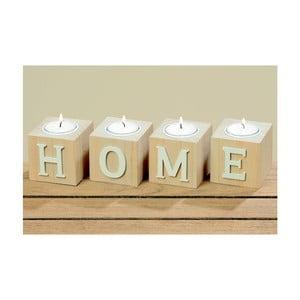 Zestaw 4 świeczników Boltze Home