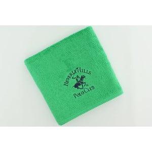 Ręcznik bawełniany BHPC 50x100 cm, zielony