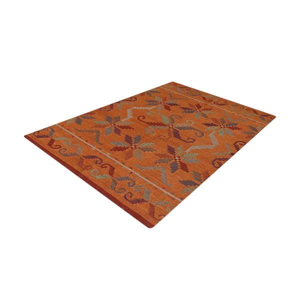 Ręcznie tkany dywan Kilim No. 776, 155x240 cm