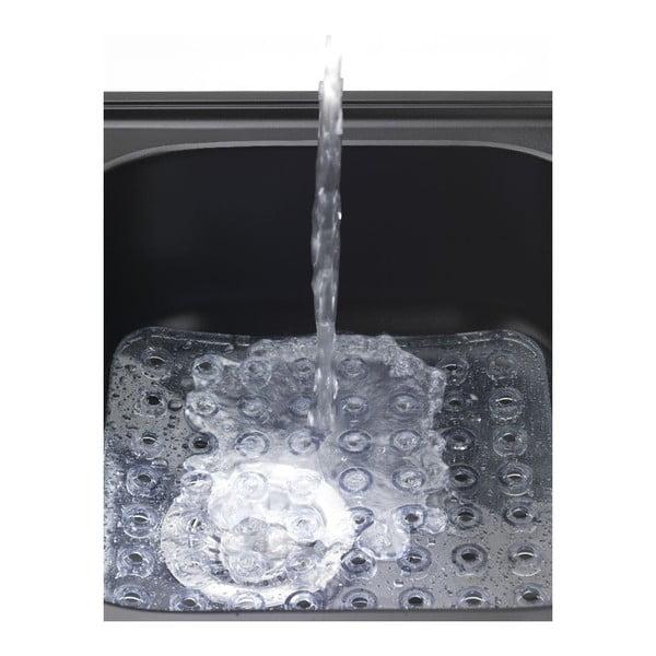 Podkładka do zlewu Wenko Kristall, 31x27,5 cm