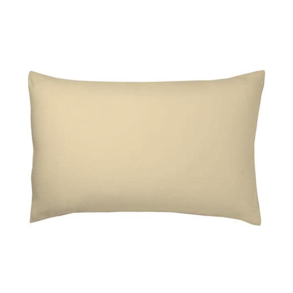 Poszewka na poduszkę Lisos Cream, 70x90 cm