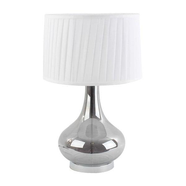 Lampa stołowa Silver Impresse