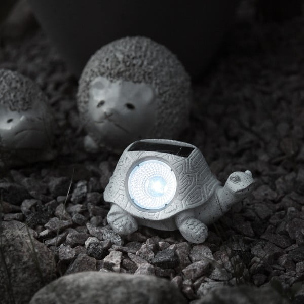 Lampa ogrodowa z LED Turtle