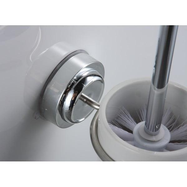 Ścienna szczotka do WC z przyssawką ZOSO Brush