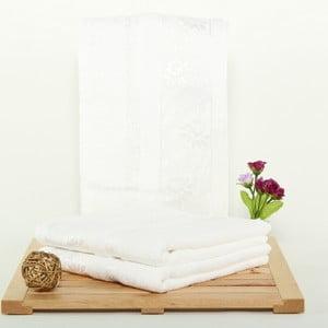 Zestaw 3 ręczników Selen White, 50x90 cm