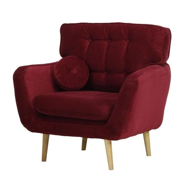 Fotel   Wintech Alva Faro Dark Red
