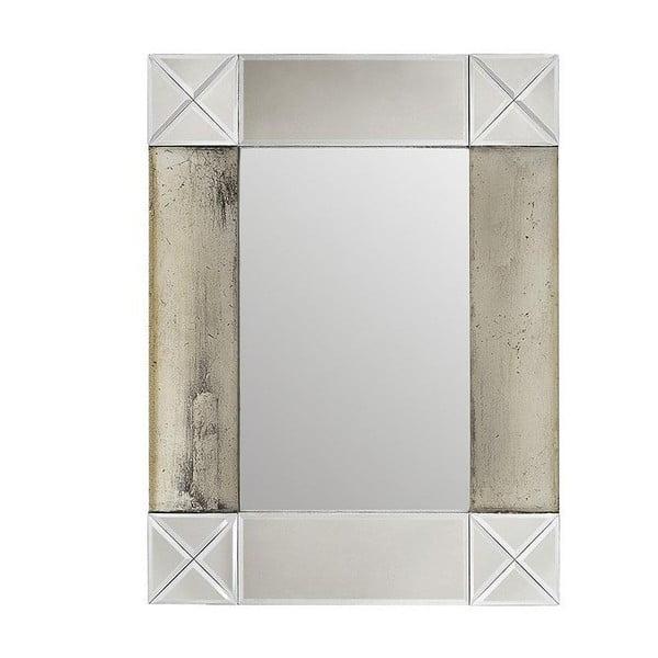 Lustro In Silver, 64x83 cm