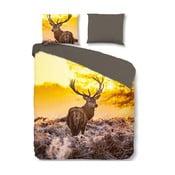 Pościel jednoosobowa Muller Textiels Sun, 140x200 cm