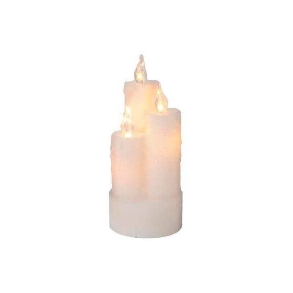 LED świeczka Wax Candle, 19 cm