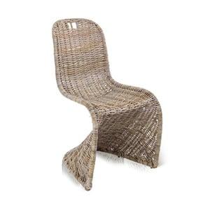 Wiklinowe krzesło ogrodowe Crido Consulting Wicker