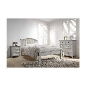 Łóżko 2-osobowe VIDA Living Mila, 210x160 cm