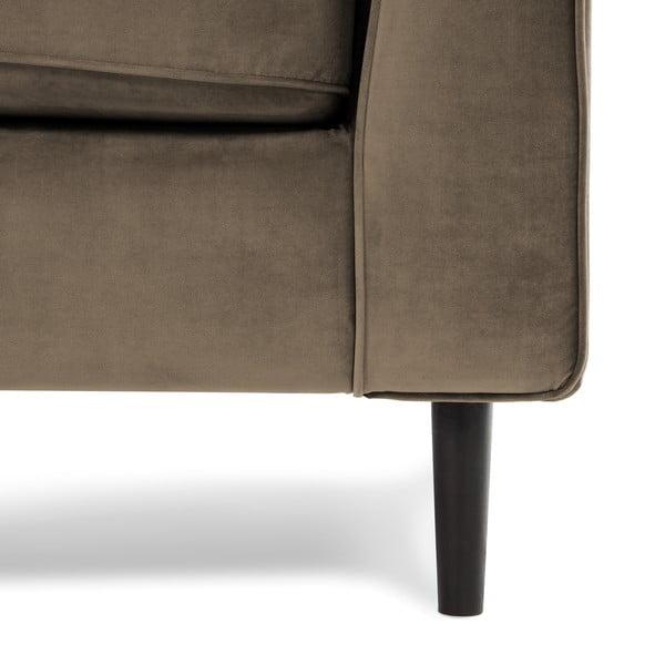 Fotel VIVONITA Portobello Light Brown