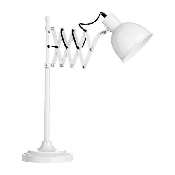 Lampa stołowa Extend White