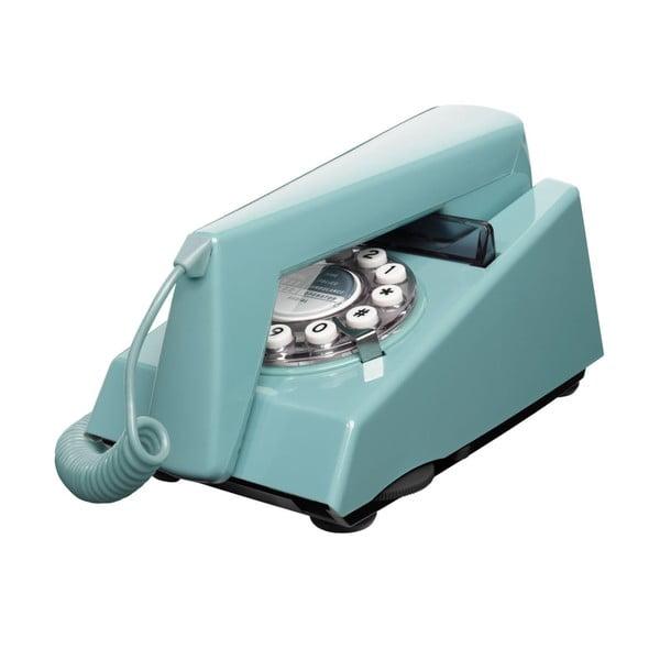 Telefon stacjonarny w stylu retro Trim French Blue