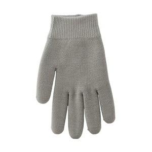 Zestaw 2 par szarych rękawiczek nawilżających Meraki Moisturising