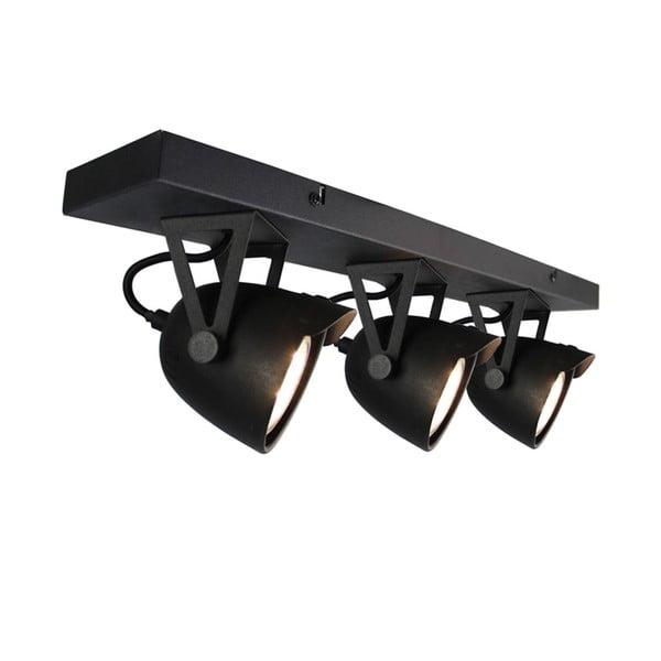 Czarna lampa sufitowa LABEL51 Spot Moto Cap Tres