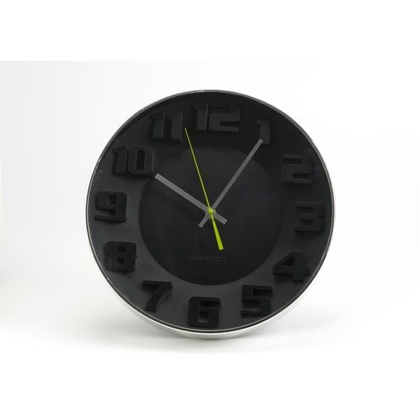 Zegar Black Modern, 35 cm