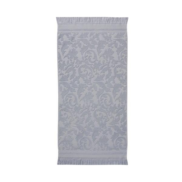 Zestaw 3 fioletowych ręczników z organicznej bawełny Seahorse,60x110cm