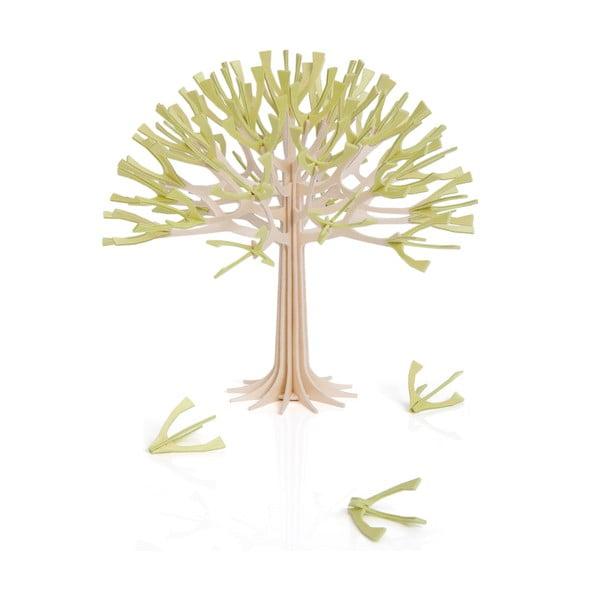 Składana dekoracja Lovi Season Tree Pale Green, 22 cm