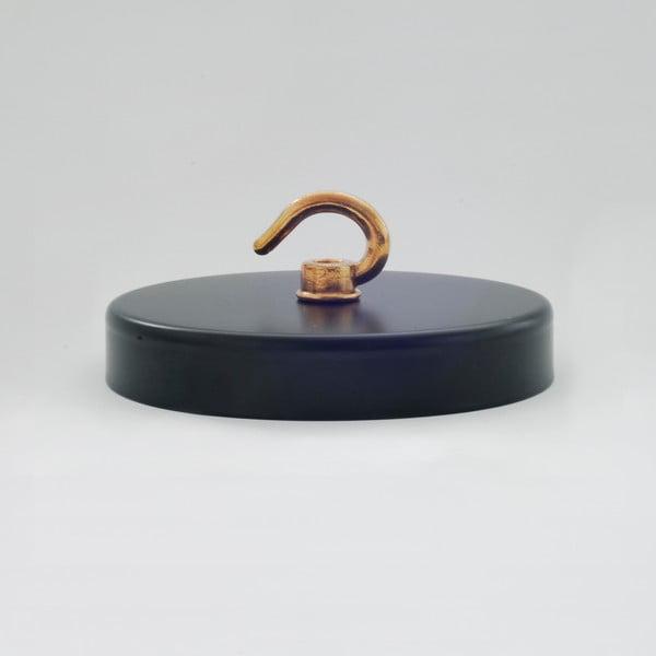 Haczyk dekoracyjny Brass Matte Black