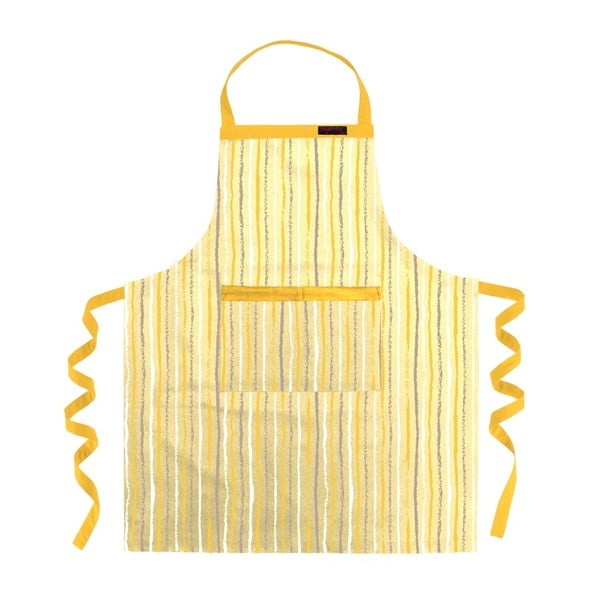 Fartuch kuchenny Gold Striped