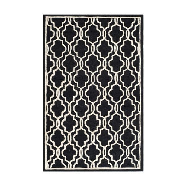 Dywan wełniany Safavieh Elle Night, 152x243 cm