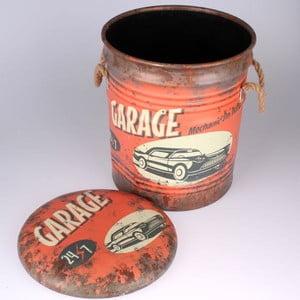 Puszka/taboret Garage